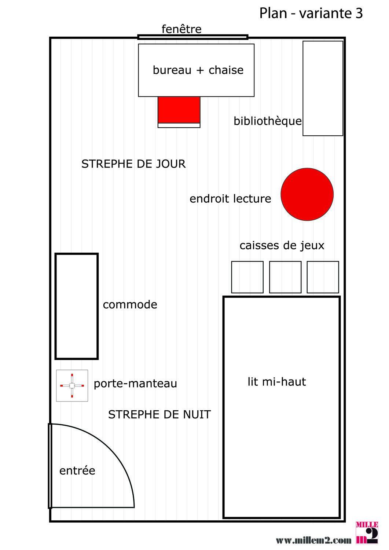 S.O.S Intérieur - chambre de petit garçon