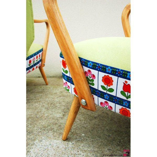 Un fauteuil parfait pour les petits espaces