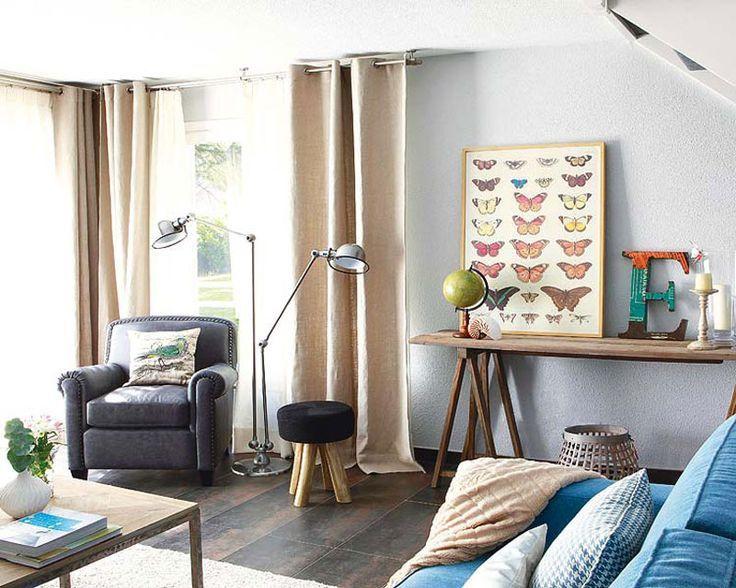 id es d co papillons libellules et insectes sur le mur mille m tres carr s. Black Bedroom Furniture Sets. Home Design Ideas