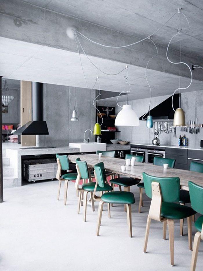 Salle à manger : table ronde ou rectangulaire ?
