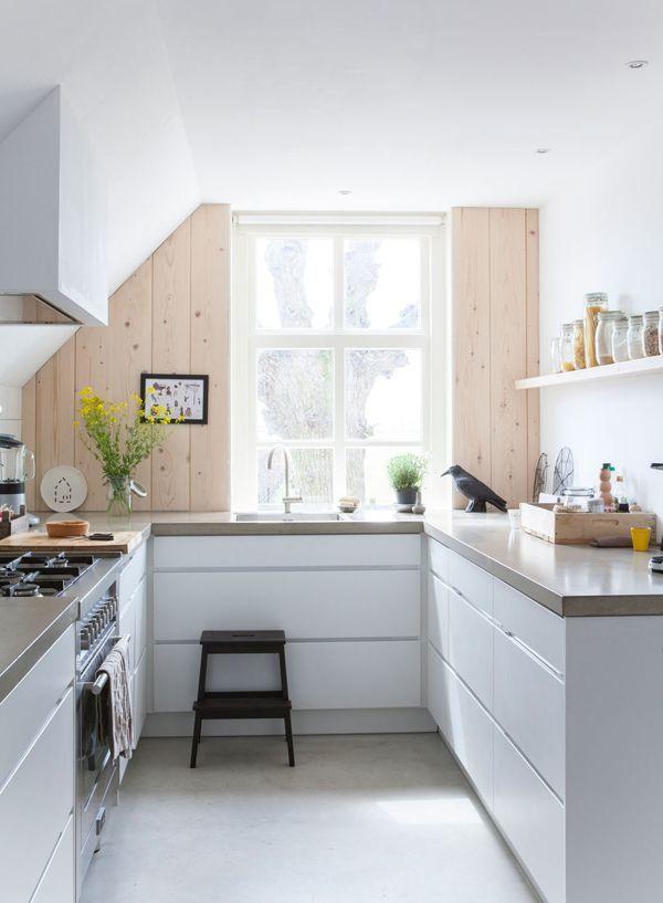 Une cuisine allégée