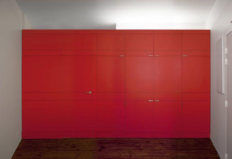 Boîte de Pandore - concept pour petits espaces