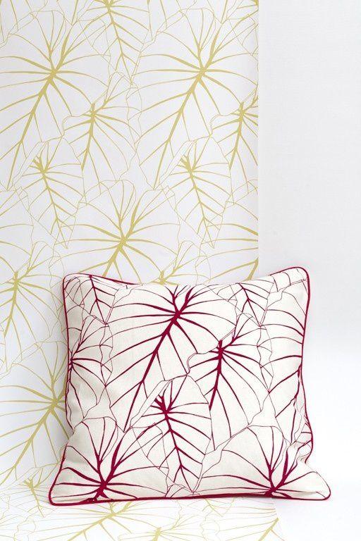 Les belles créations textiles de Maud Franck