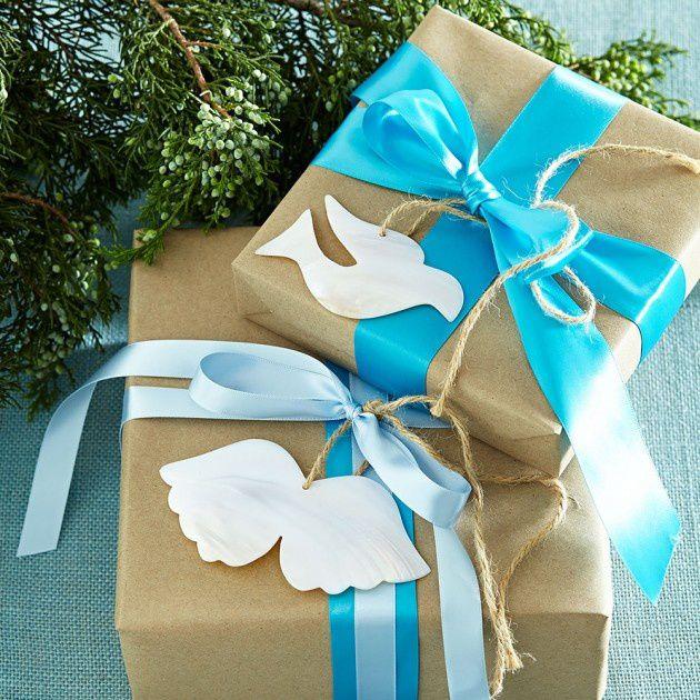 Noël en bleu