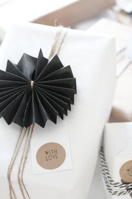 Idées : de beaux paquets cadeaux pour Noël