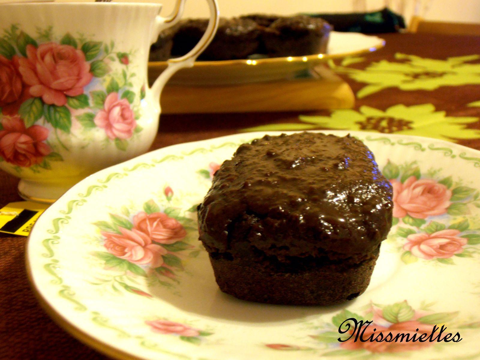 G teau fondant au chocolat light sans gluten p tisseries all g es et autres douceurs - Gateau au chocolat sans gluten ...