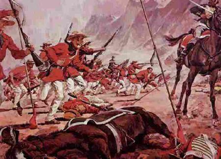 La bataille de Buena Vista  23 février 1847