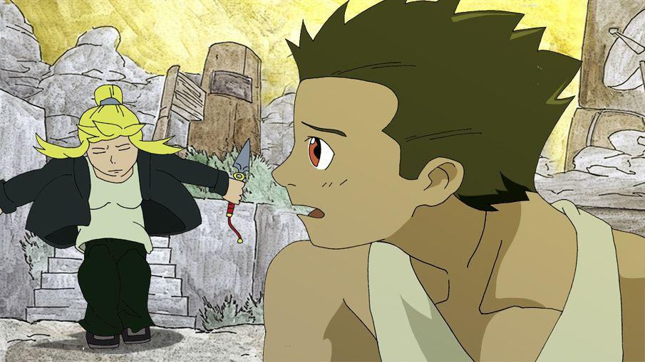 Animation manga FEA