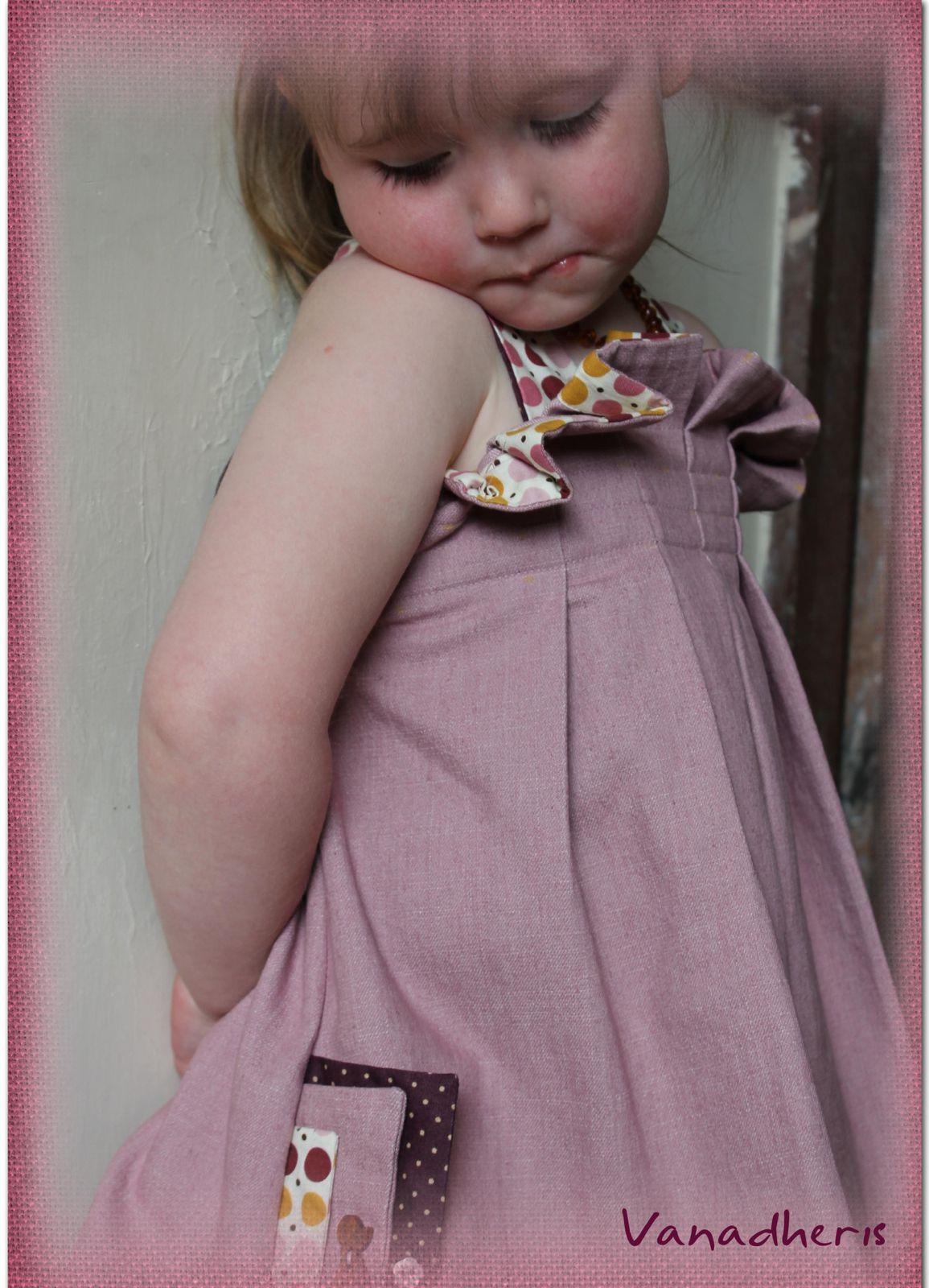 La Valse des Robes - La Violette