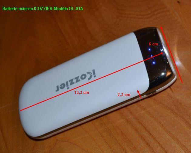Un look et une technologie , le chargeur Icozzier en images.
