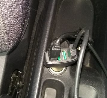 Le Car charger CC-T4 en images !