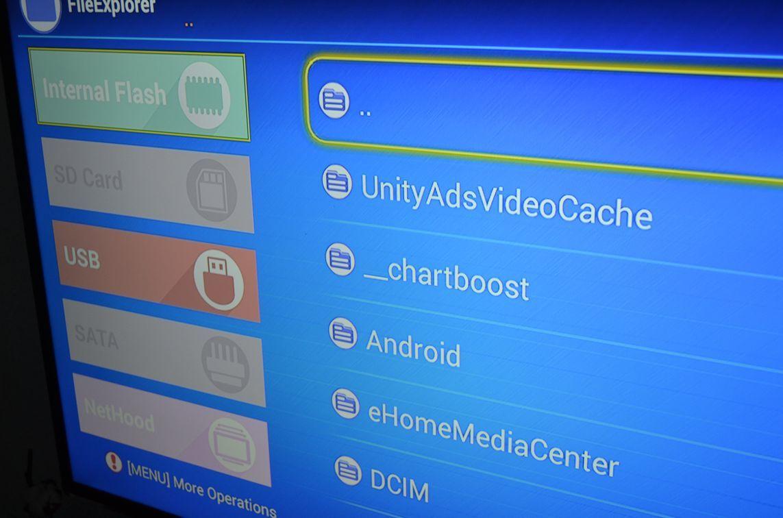 Tout Faire avec la Box Android Victsing Emish X700 !