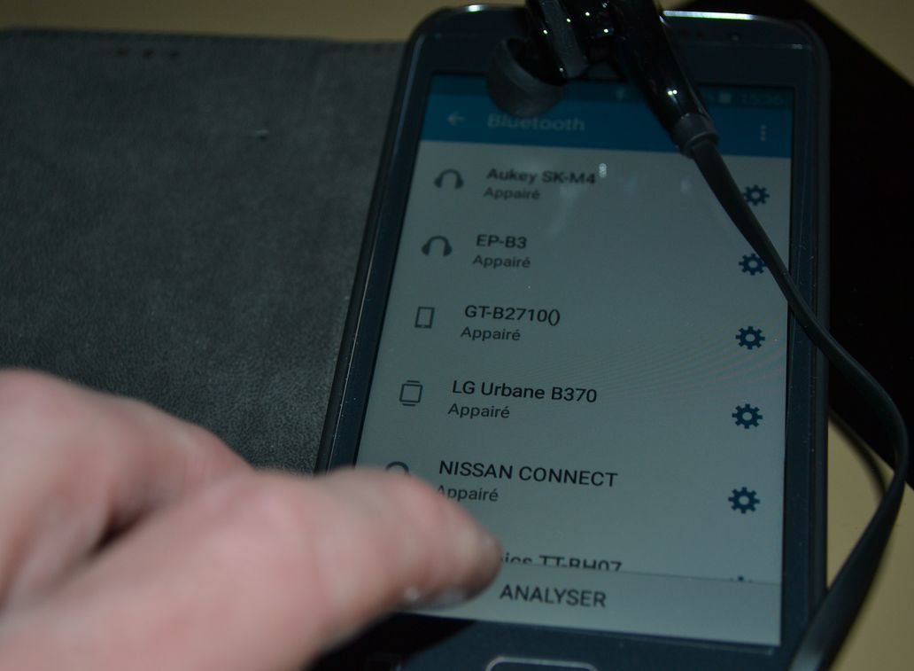 Oreillette AUKEY EP-B4, pour tous les systèmes équipés Bluetooth !