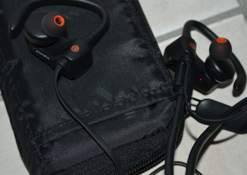 ECOUTEURS TAOTRONICS modèle TT-BH 10, passez au Bluetooth !