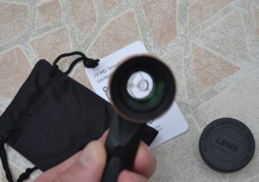Kit lentille Caméra 2 X HD de VICTSING