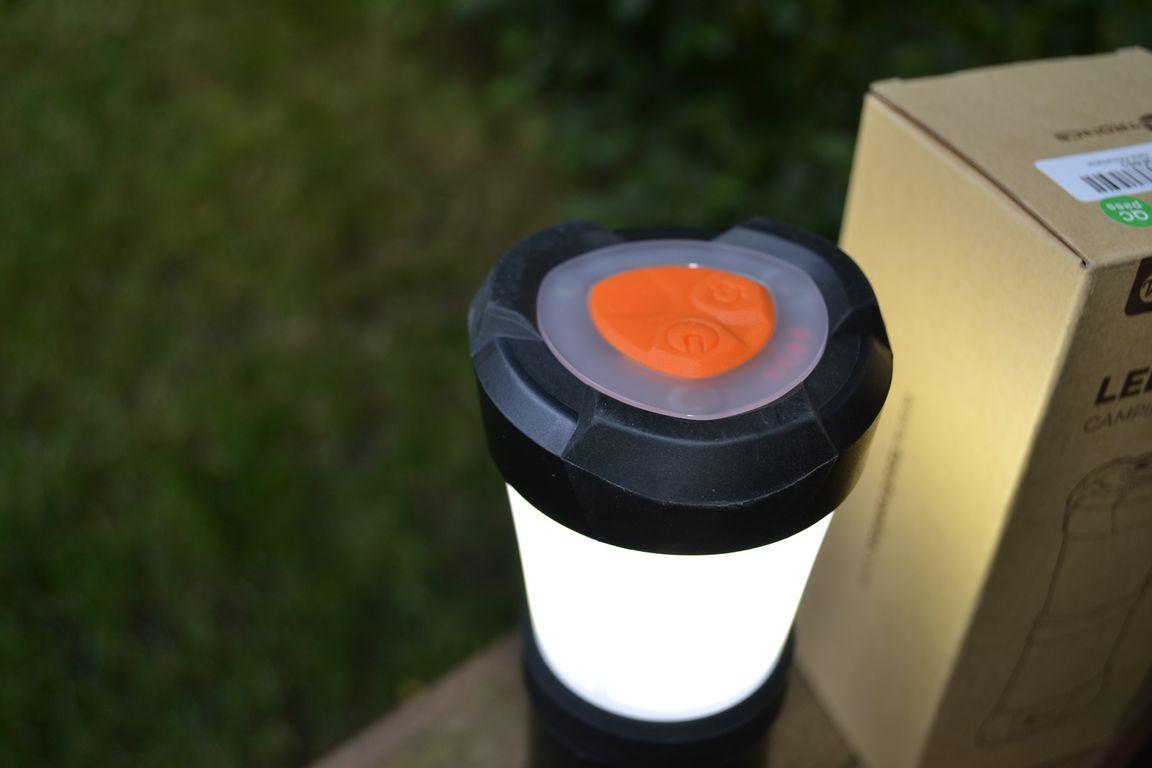 La lampe de camping TAOTRONICS TT-CL004