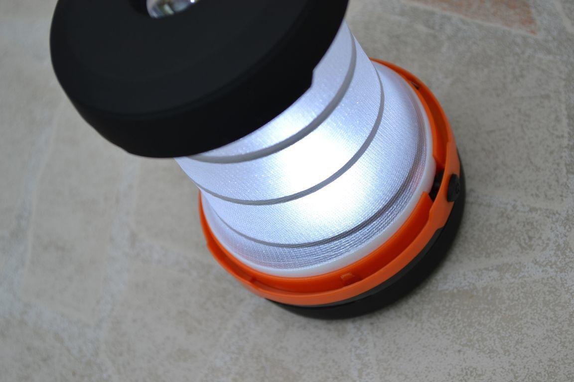 Une petite lanterne pour de la détente ZEN ...PAR TAOTRONICS !