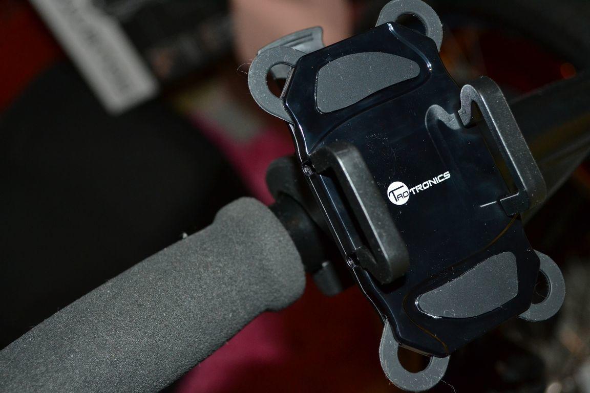 SUPPORT POUR BICYCLETTE TAOTRONICS MODELE TT-SH018