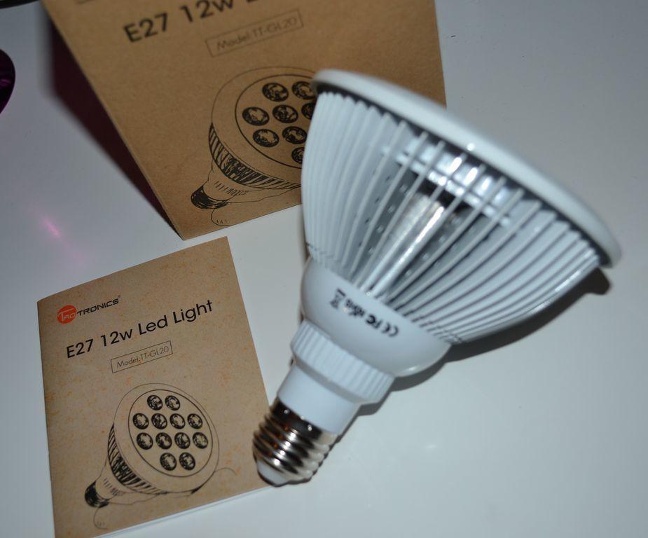 La lampe de croissance TAOTRONICS TT-GL 20