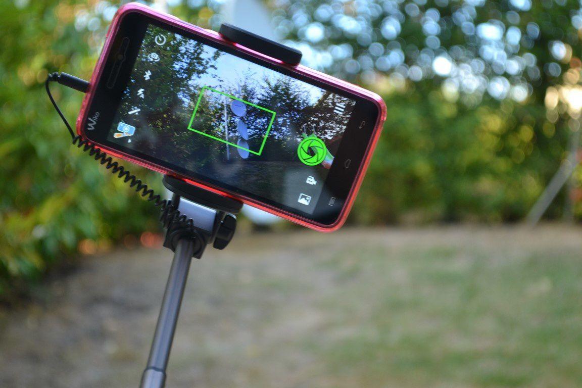 Une belle perche, une belle appli, de beaux Selfies  ! TAOTRONICS TT-ST006