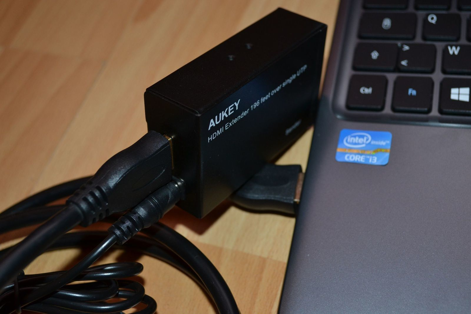 AUKEY HDMI EXTENDER, une qualité de transmission sur 60 m !