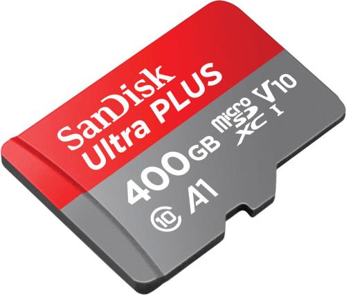 400 Go pour une microSD