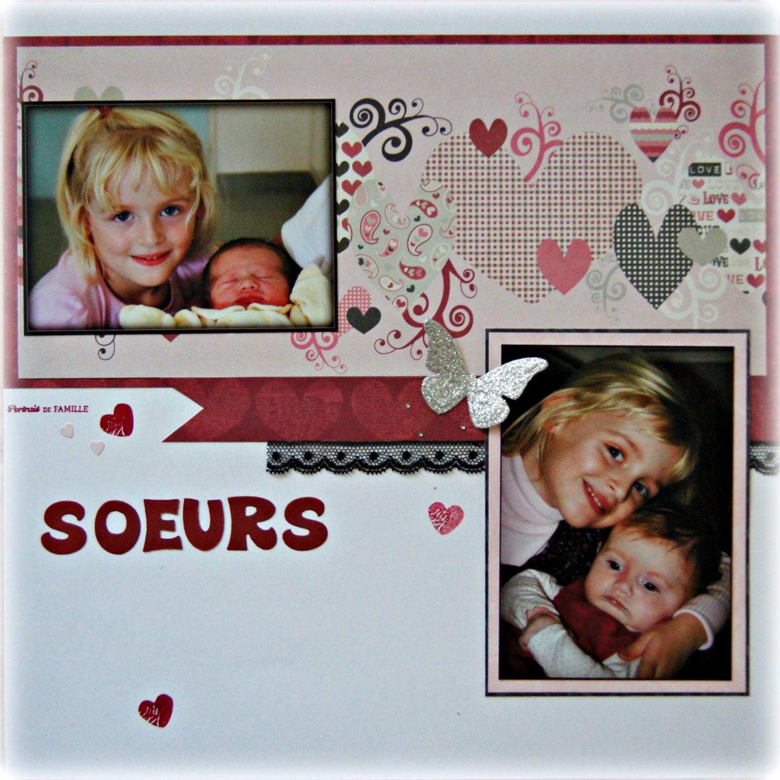 Page soeurs