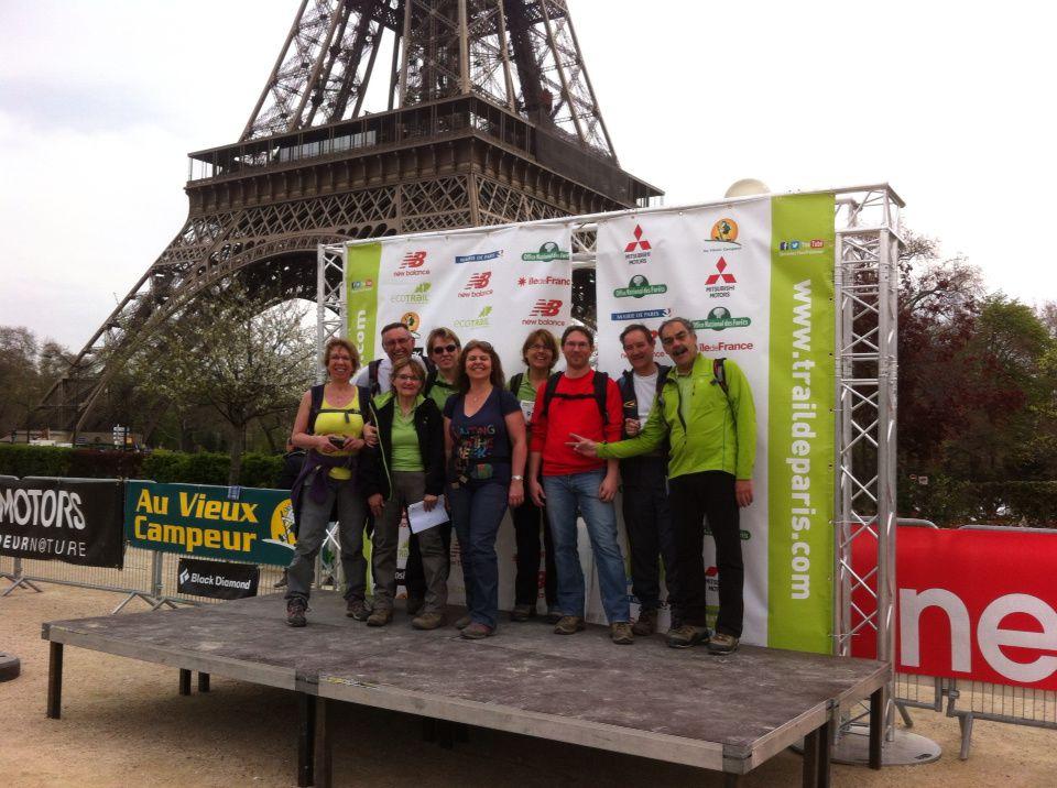 EcoTrail Paris 2014 - Rando 91, le reportage