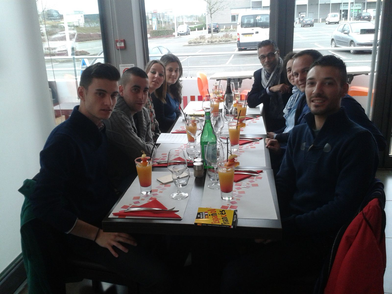 Visite des Espagnols en Vendée