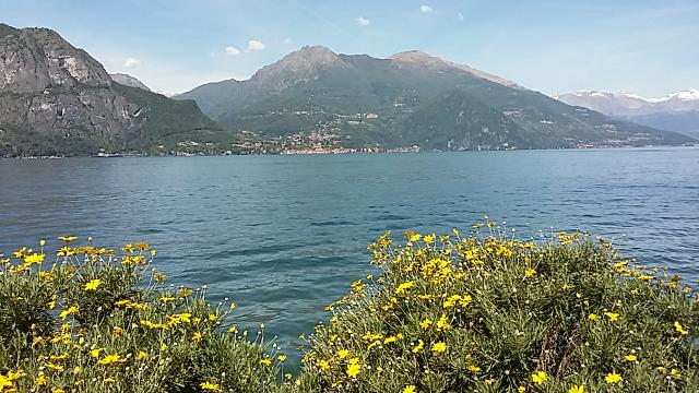 Bellagio et le lac de Côme en images