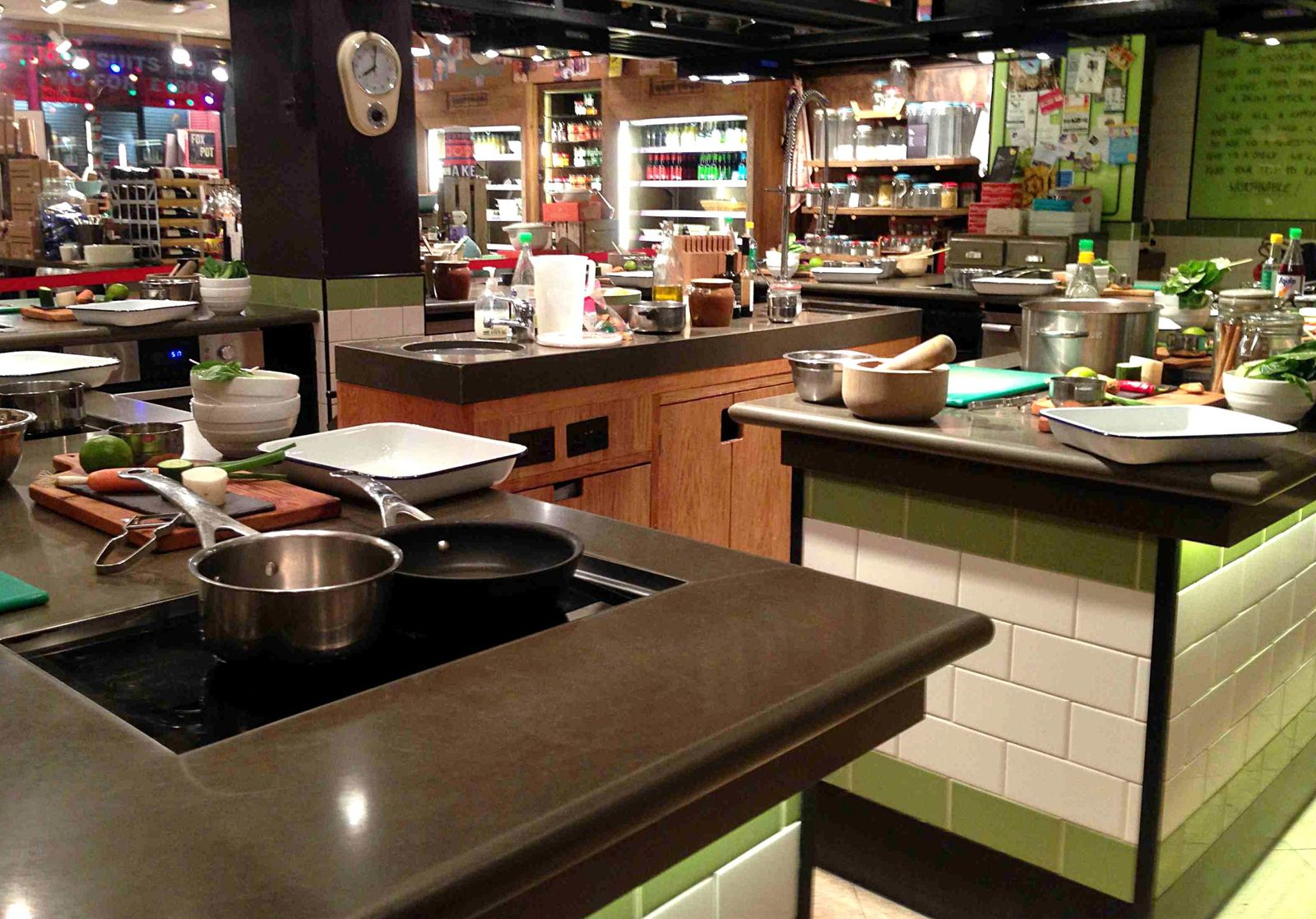 Petit cours chez jamie oliver blogs de cuisine - Cuisine jamie oliver ...