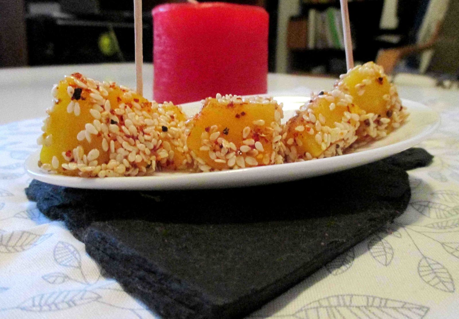 Battle Food N°13 - Les panés croustillants