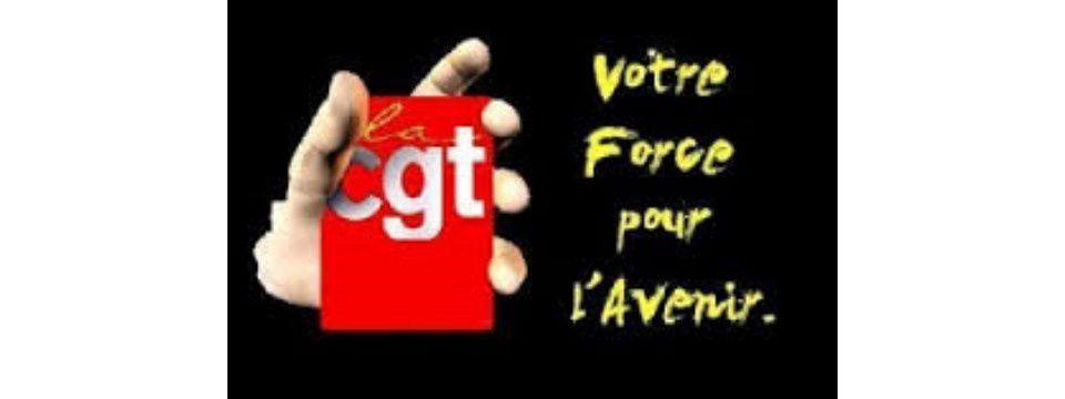 LA CGT 1ere ORGANISATION SYNDICALE DE L'ARMENTIEROIS