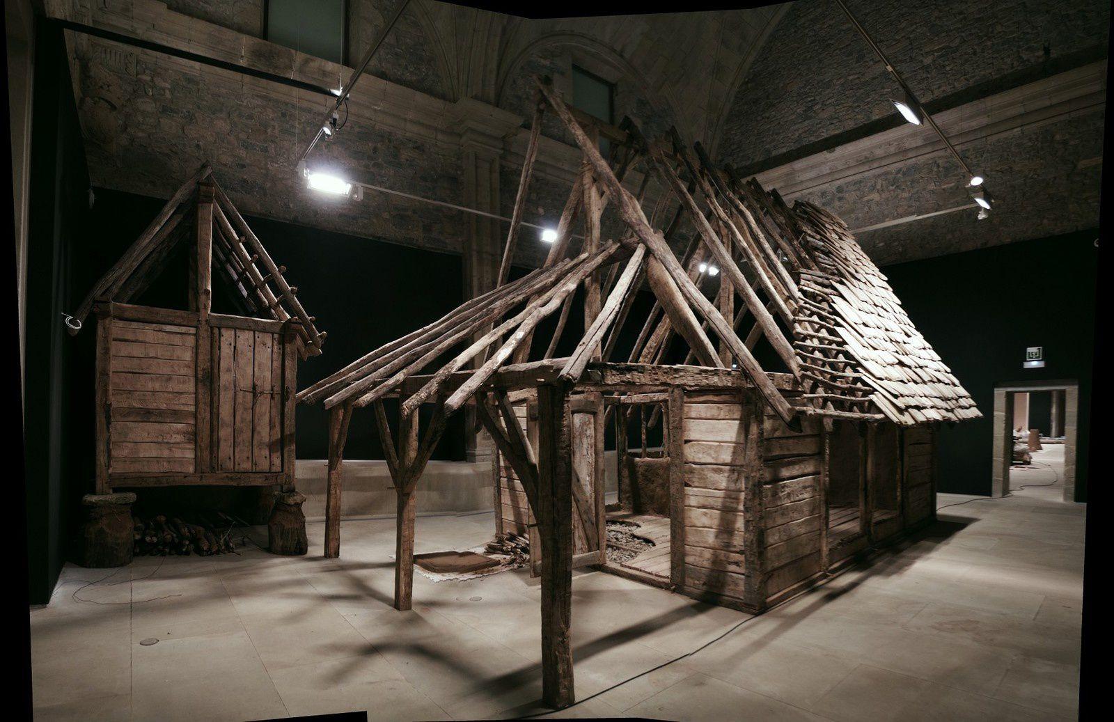 La cabaña gauloisa en España