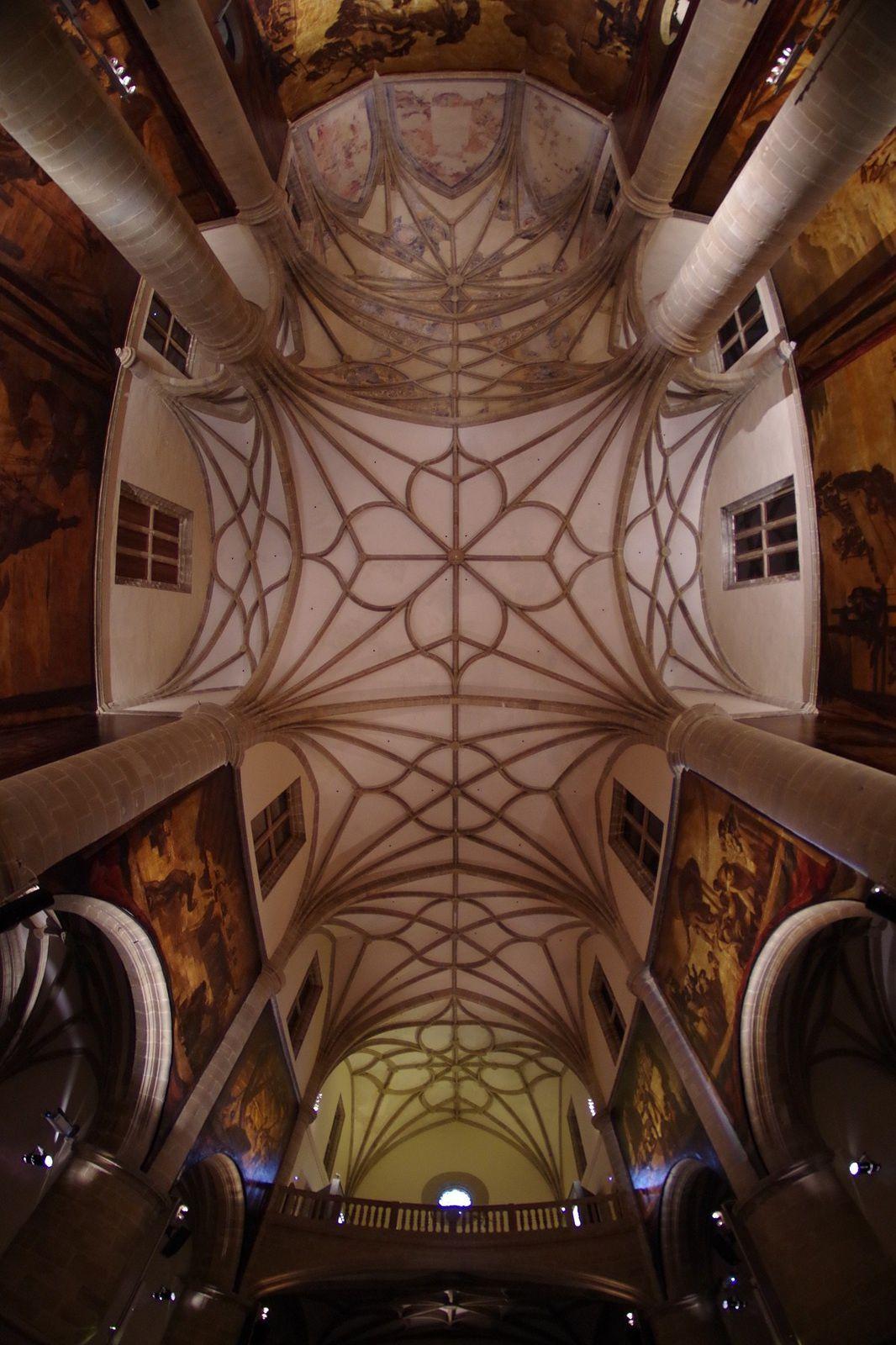 el couvento San Telmo del museo san telmo