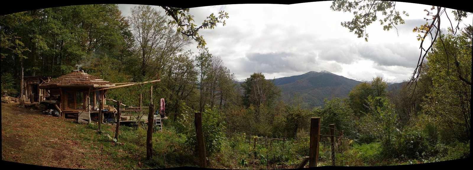 La cabane à 1001 mètres