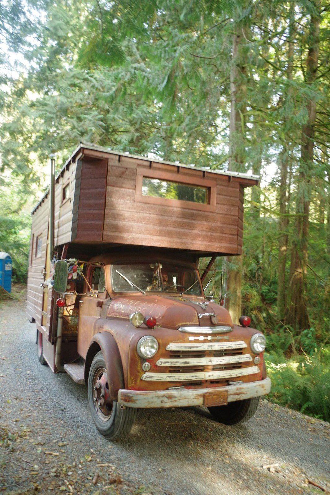Dodge 1949 fire truck