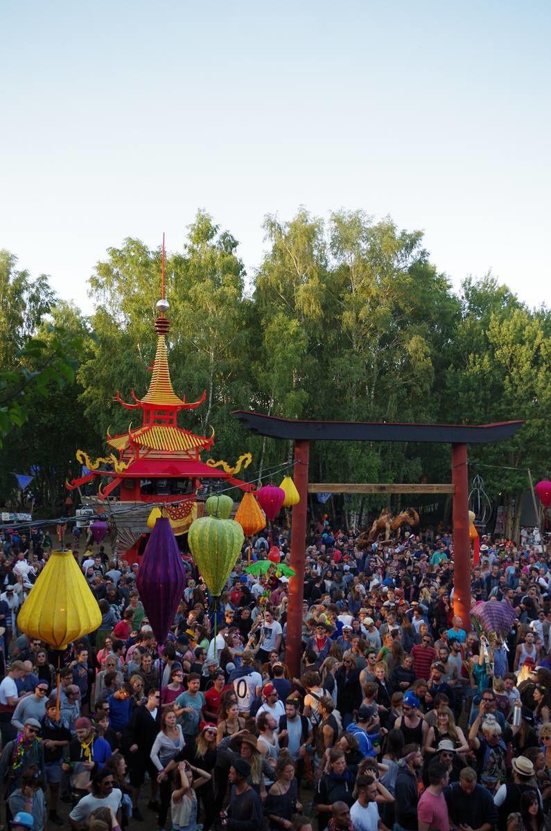 Фузион festival