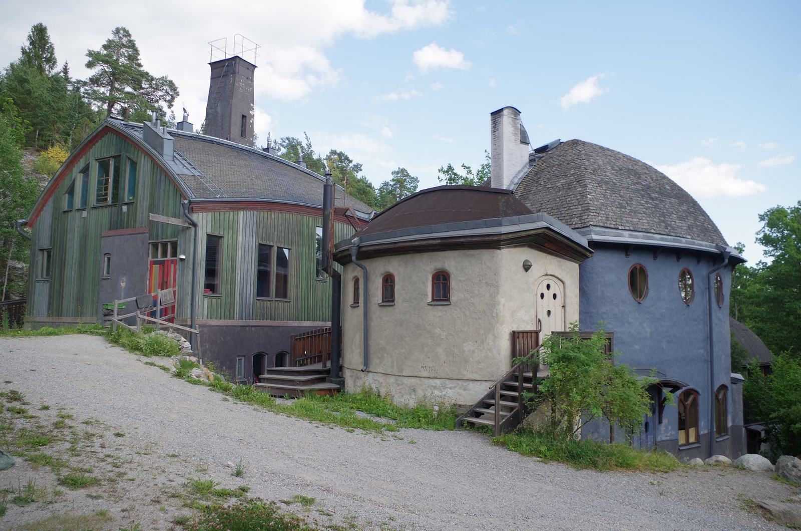 l'école alternative SOLVIK SKOL