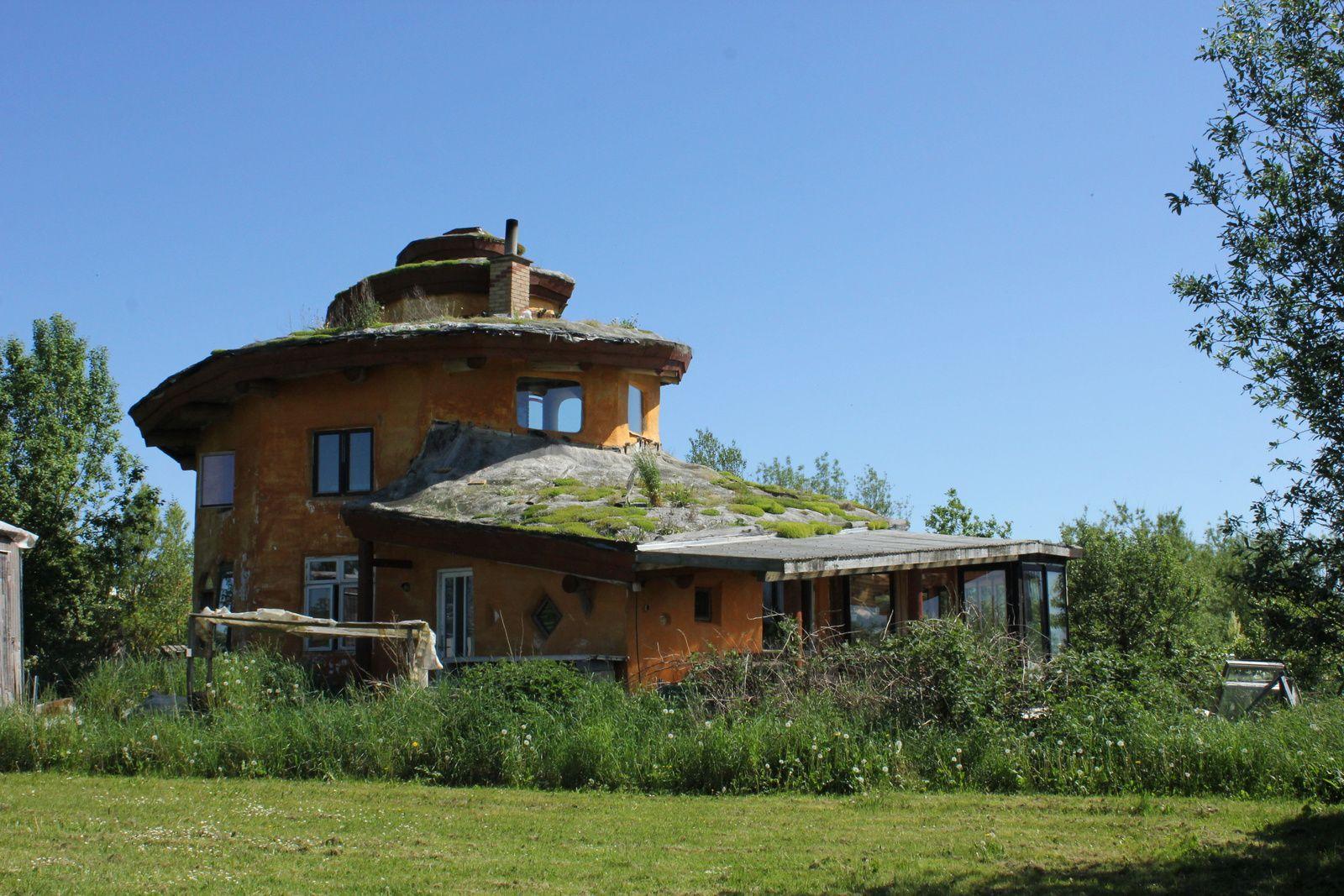 Fri &amp&#x3B; Fro, un éco-hameau  du Danemark