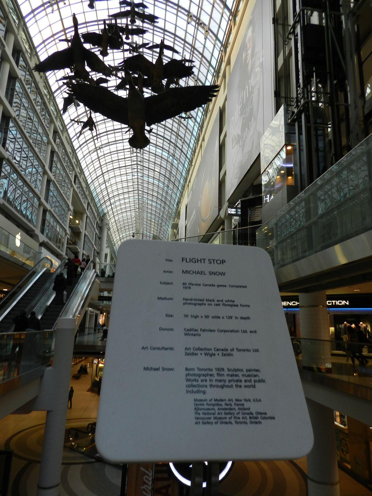 Jour 1 Trajet-Toronto