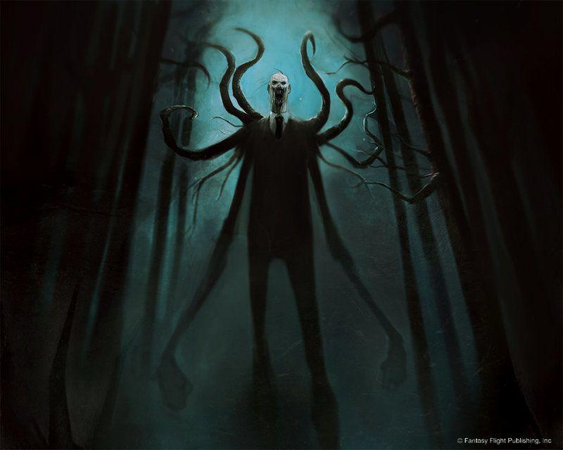 Qui craint le grand méchant Slender Man ???