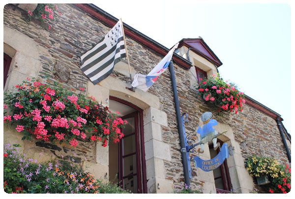 Rochefort en Terre, cité bretonne