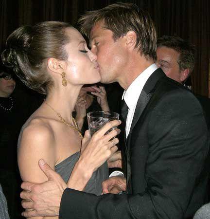 Soutenir l'autre selon Brad Pitt