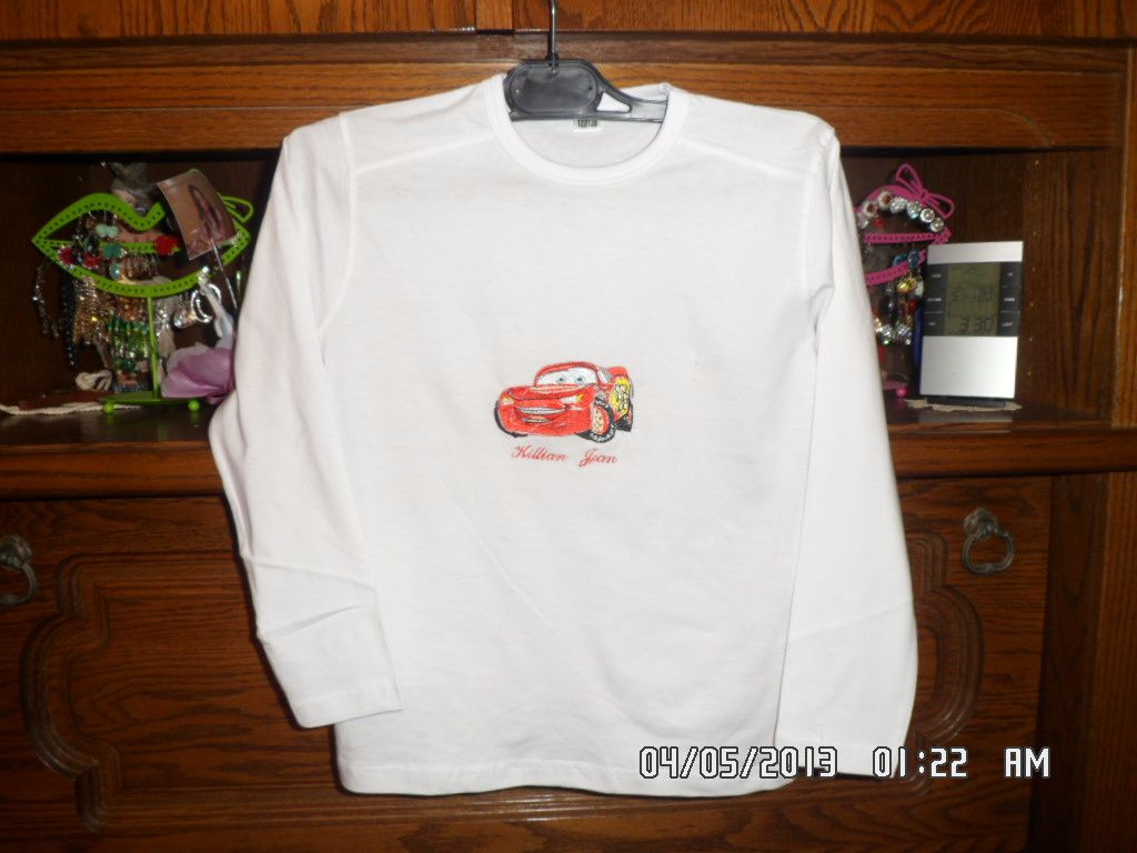 Broderie Cars
