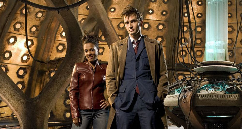 Just the Doctor: English power