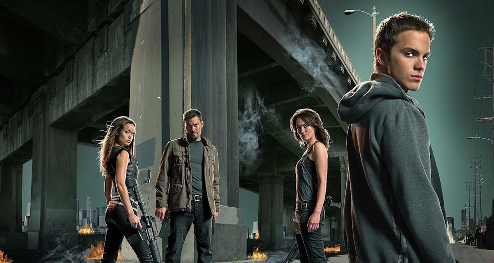 Une guerre du temps totale dans Terminator: The Sarah Connor Chronicles