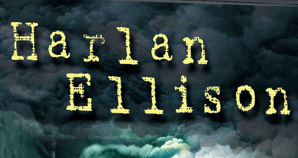 """Harlan Ellison: """"They always want the writer to work for nothing"""""""