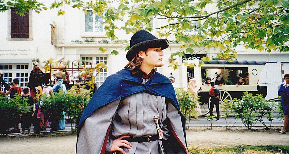 Appelez-moi Antoine (spectacle Kalon Kleze, 2000)