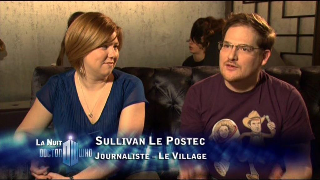 Vu à la télé ! La Nuit Doctor Who sur France 4